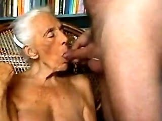 Thick And Horny Granny...
