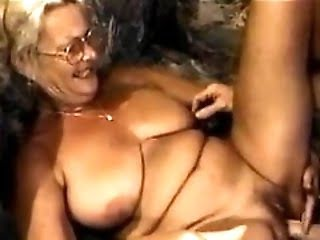 Big Amateur Grandma...