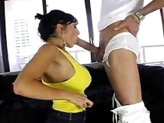 Alaura begs for a cock