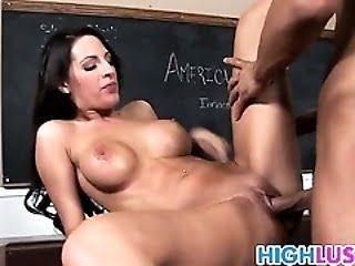 Round ass hottie taking a...