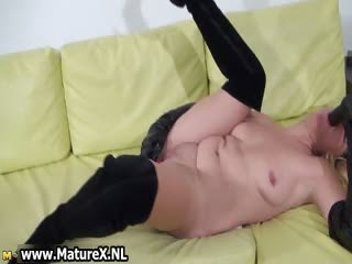 Horny housewife loves to...