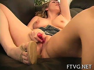 Dildos and fist in love tunnel