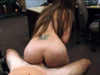 Naked milf gets her tender...