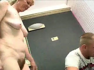 Hairy Pussy Granny Stripped...