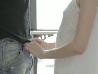 Tender lovemaking...