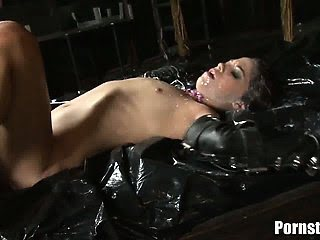 Gigi Rivera Gets Showered...