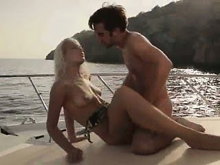 fetching art sex on the yacht